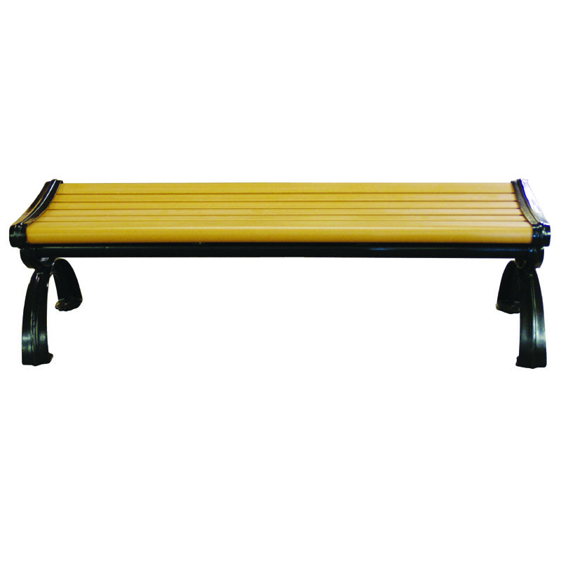 6' Recycled Plastic Bench