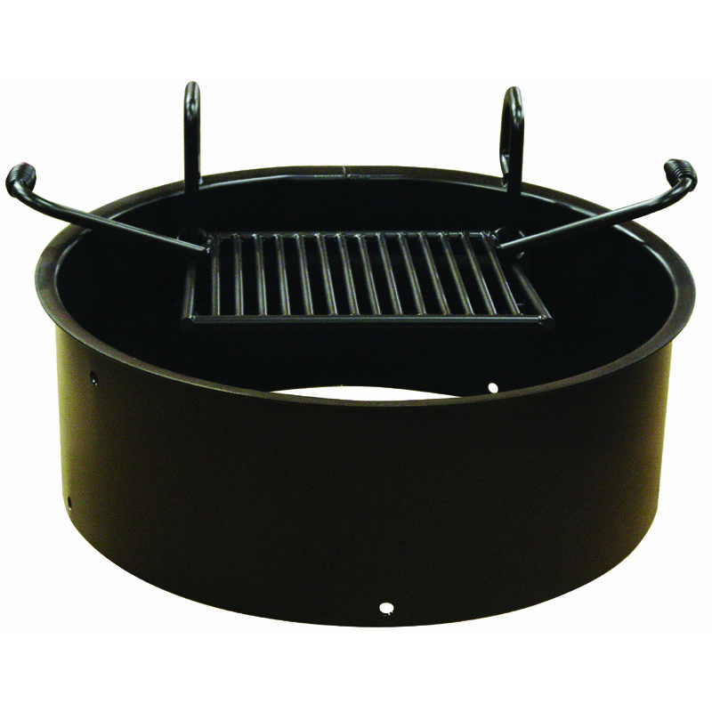 Drop Grate Fire Ring, 11