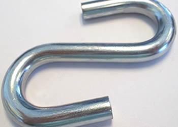 Swing S-Hook Zinc