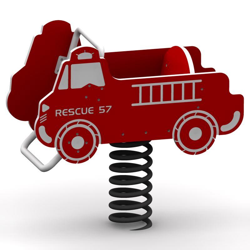 Fire Truck (Single Seat)