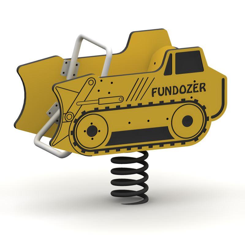 Fundozer (Single Seat)