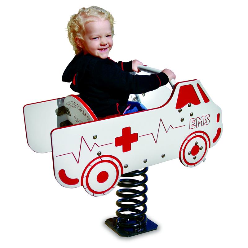 Ambulance (Single Seat)