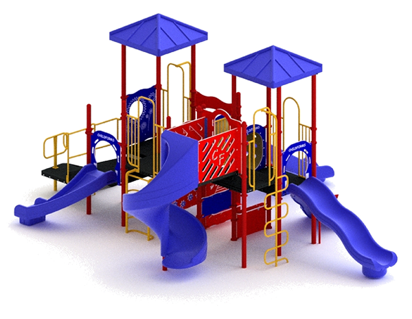Playground Equipment Ages 2-12 Playground Equipment