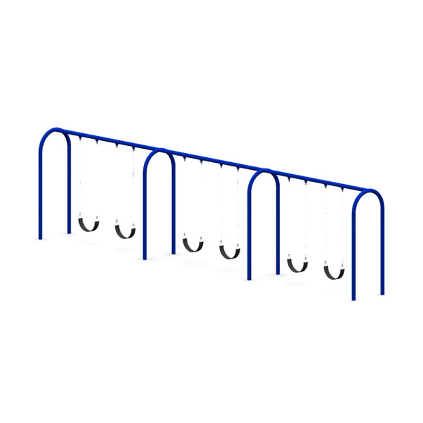 Arch Swing ( Three Bay )