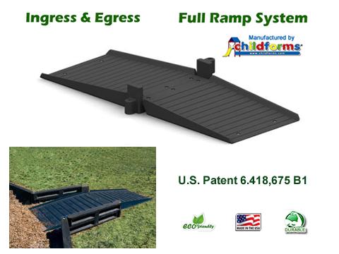 ADA Full Access Ramp