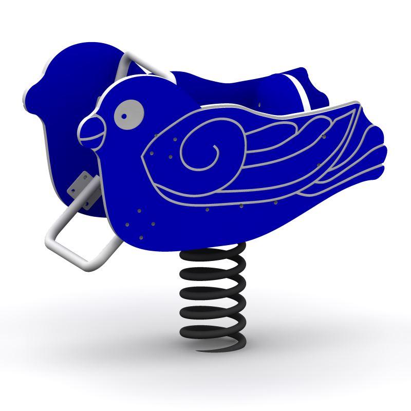 Blue Bird (Single Seat)