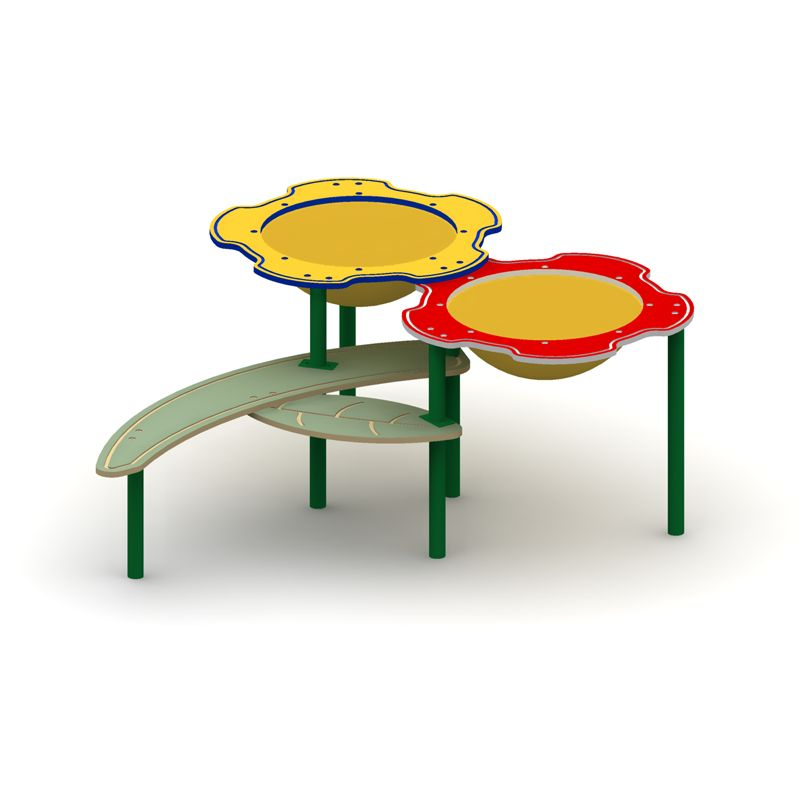 Double Flower Sand & Water Table