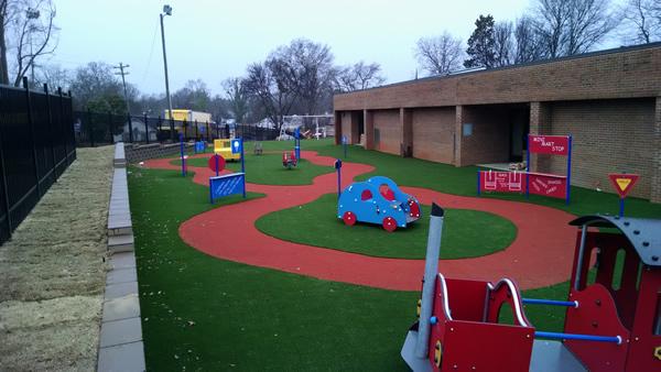 Playground Trike Town
