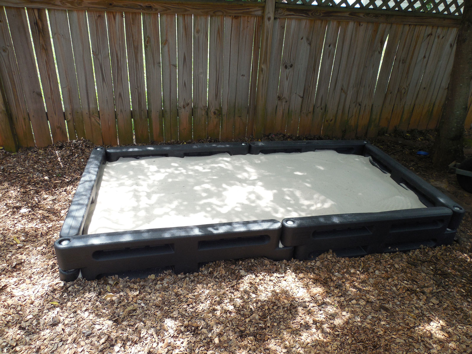 Sandbox Packages - 4' x 8' includes the cover