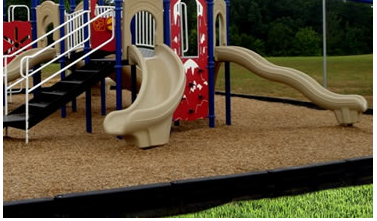 Playgrounds borders